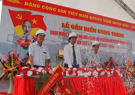 Phát lệnh hoạt động Cụm cảng Làng Khánh 3